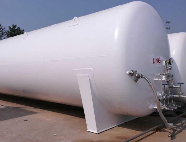 山东LNG储罐