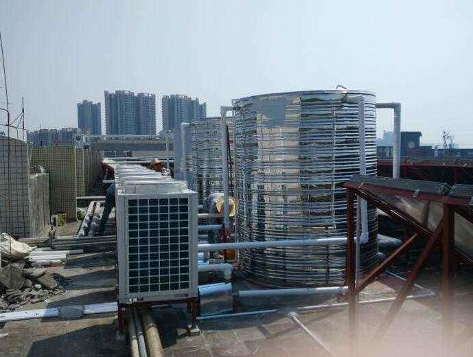 山东热水工程