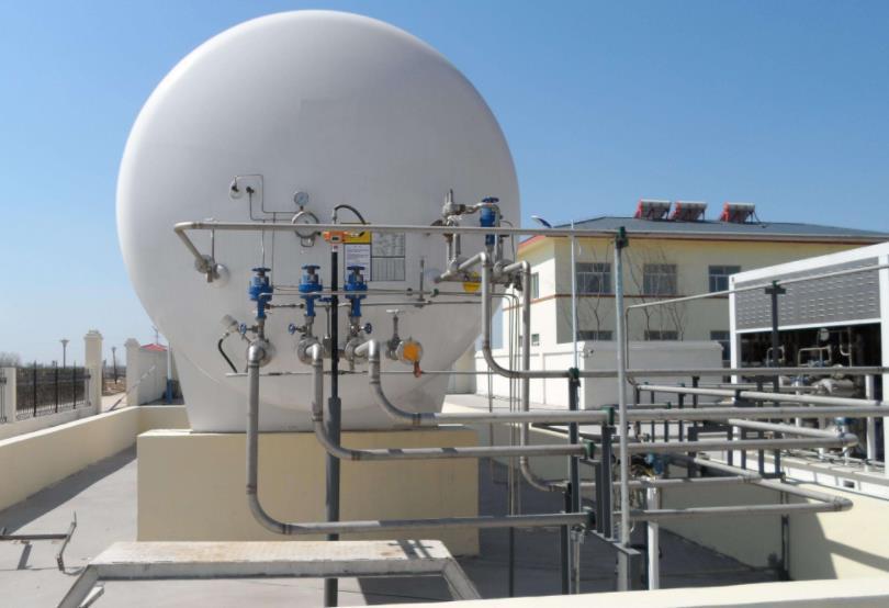 山东LNG液化气罐